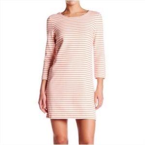 JCrew Striped Maritime Dress